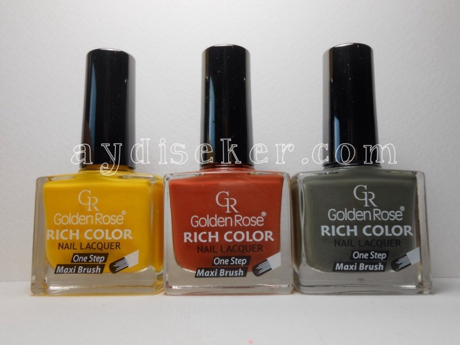 golden rose rich color 48, golden rose rich color 109, golden rose rich color 112
