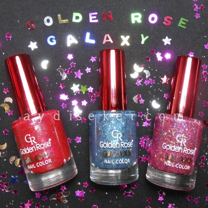 golden rose galaxy 10, golden rose galaxy 11, golden rose galaxy 13, golden rose kumlu oje, dokulu one, golden rose yeni seri, simli mat oje